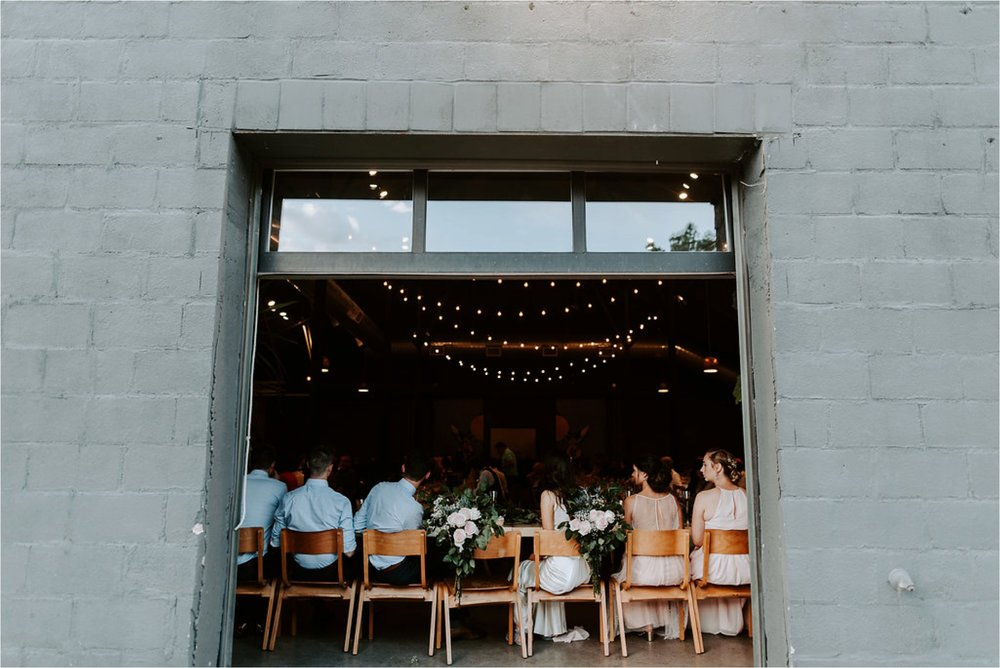 paikka industrial modern wedding venue