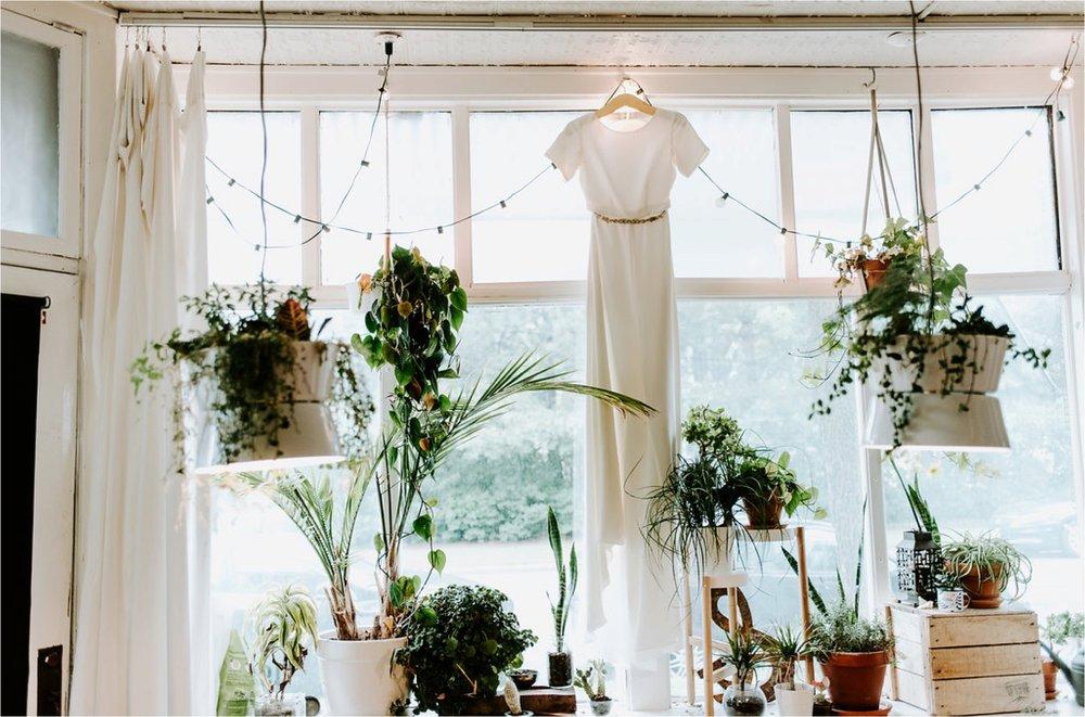 botanical bhldn wedding dress
