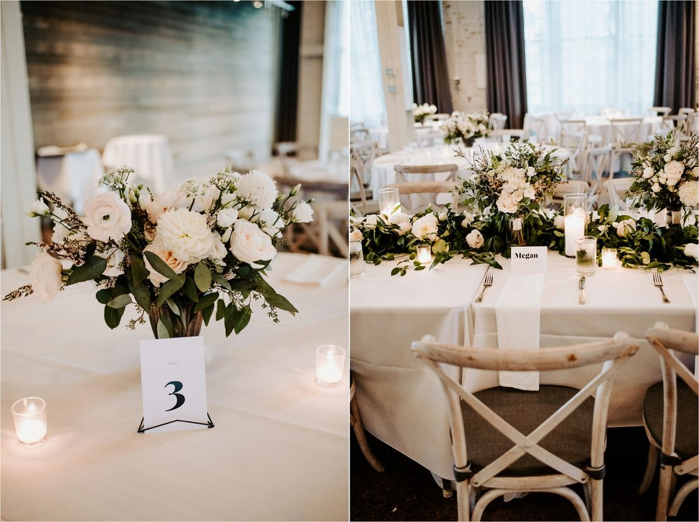 maven floral minneapolis wedding machine shop