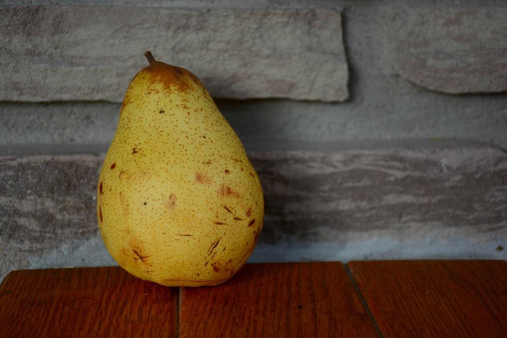 pectin test pear