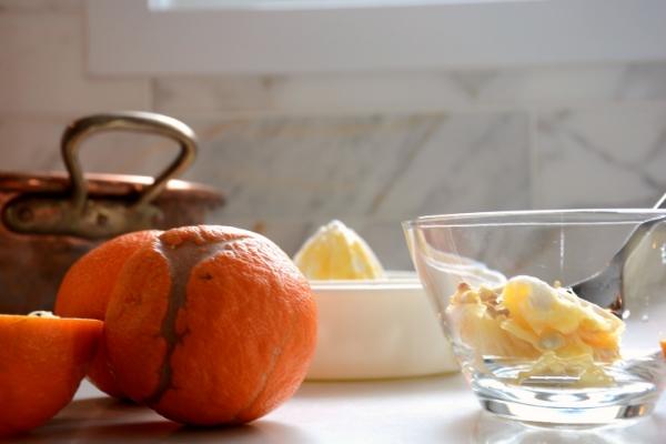 old fashioned seville orange marmalade