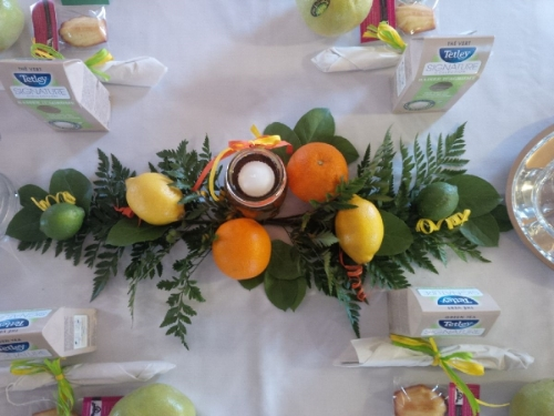 Mad for Marmalade tables