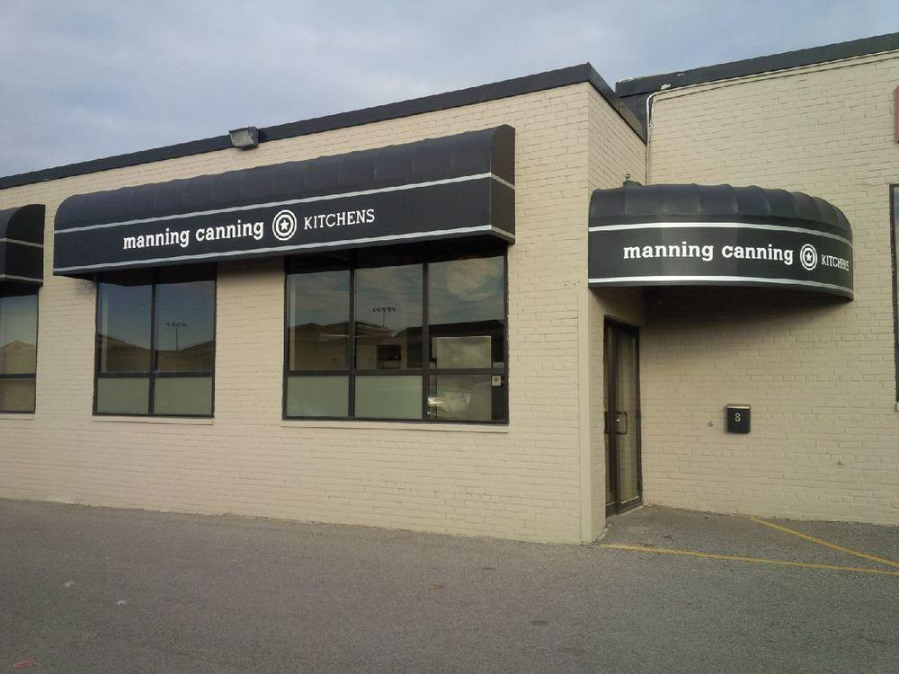 Manning Canning Kitchens
