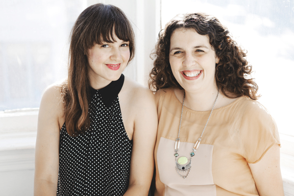 Régine and Katie, the bright lights behind Victoire Boutiques