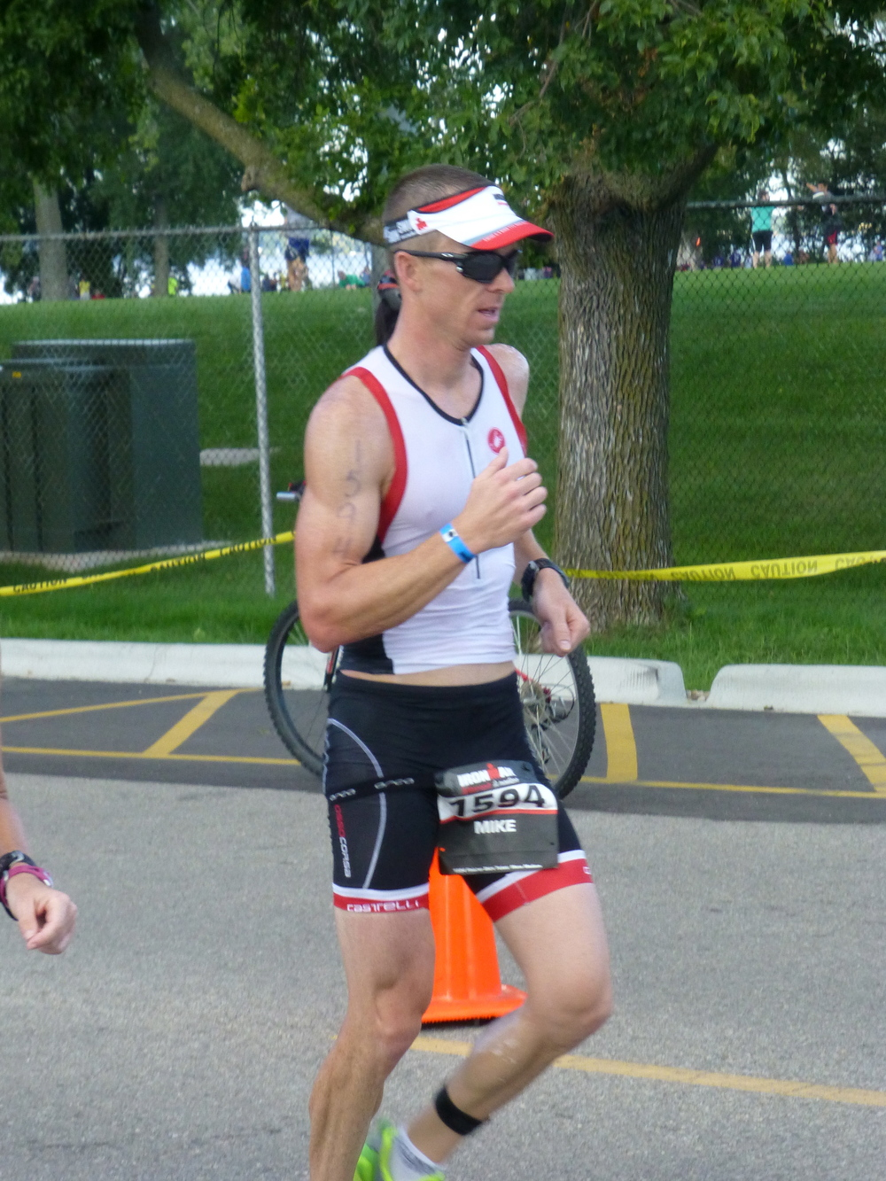 MIKE TOUTANT Top Age Grouper - Kona Hopeful