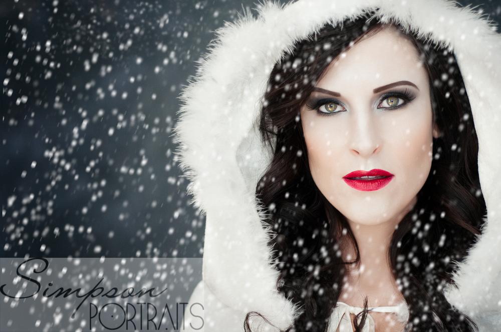 Snow Queen Photography