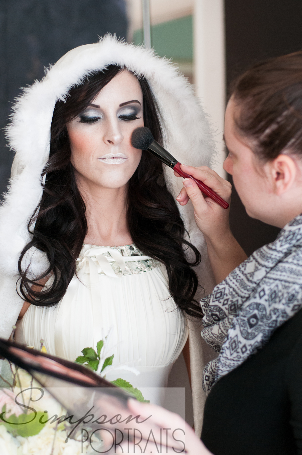 Mags Cathey Wedding Makeup Los Angeles