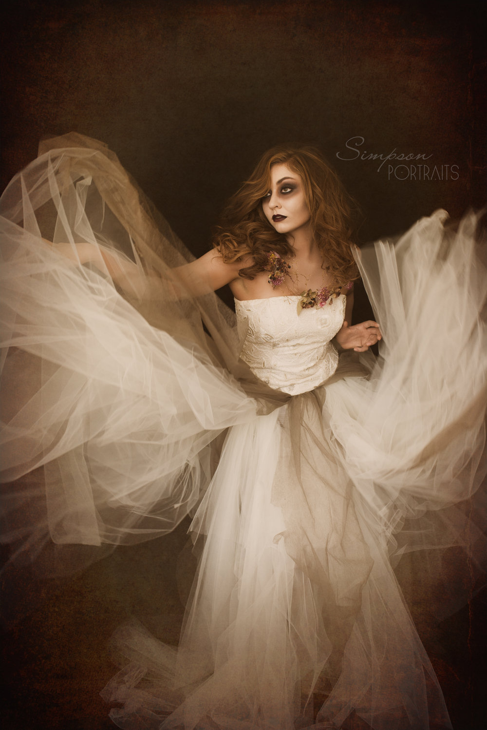 Beauty the ghost bride