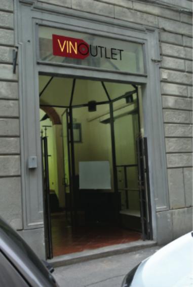 VINOUTLET Florence