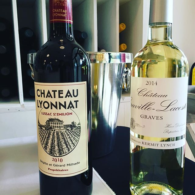 A Bordeaux focus at tonight's tasting. Join us until 7pm