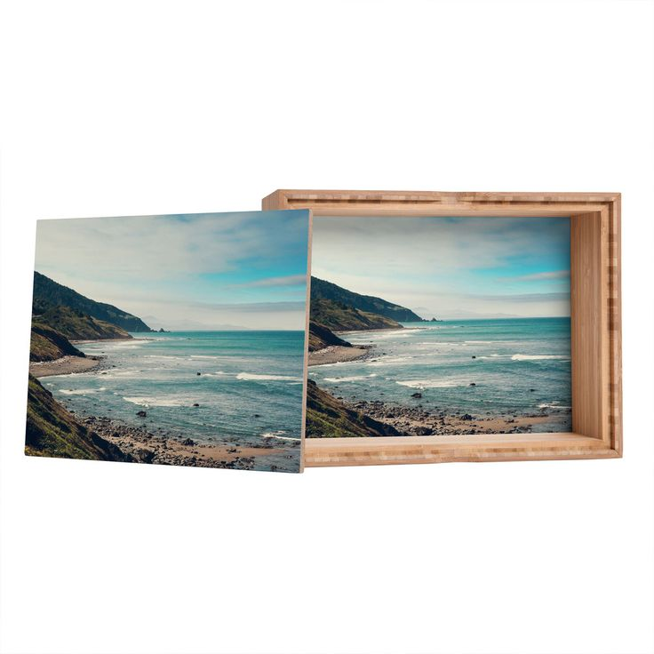 Catherine Mcdonald California Pacific Coast Highway Storage Box, $29 - $59