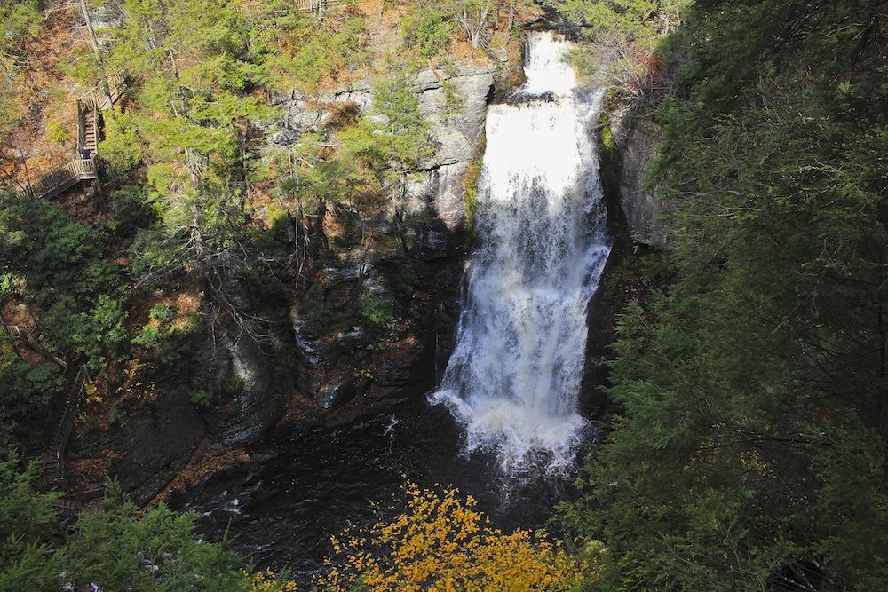 Bushkill Falls, Pennsylvania.