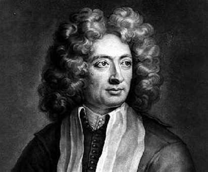 Painted portrait of Corelli