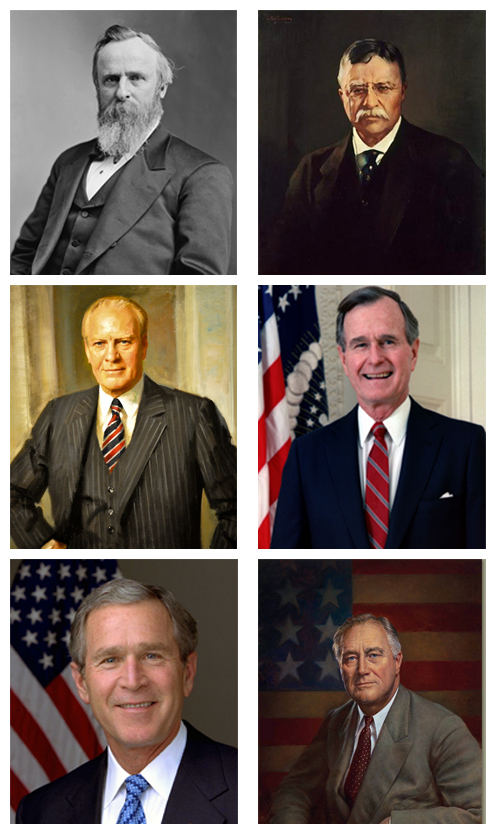 DKE's Presidents of the United States of America