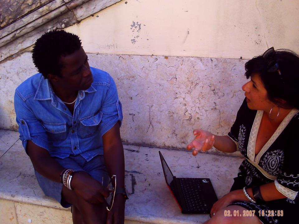 (à conversa com Kimi Djabaté – executante e construtor de balafons – em 14ª recolha de entrevista)