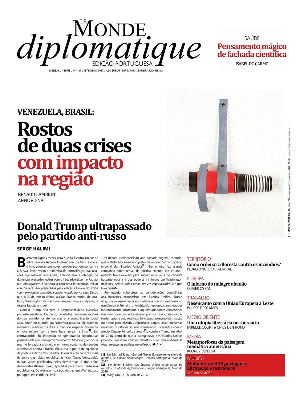 Le Monde Diplomatique, Edição portuguesa