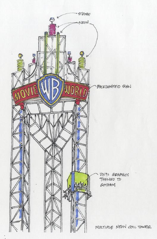 Warner Bros Madrid