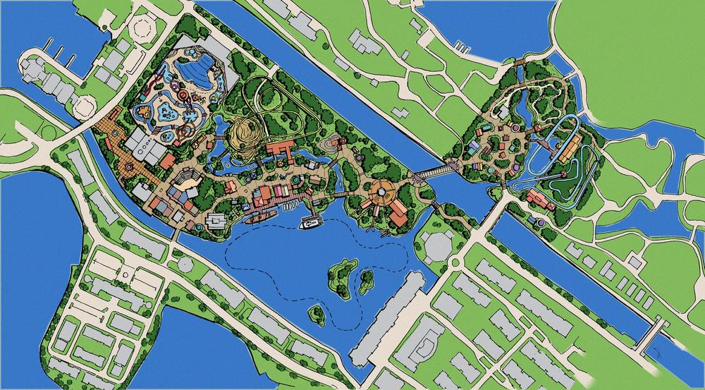 Holland Village Theme Park