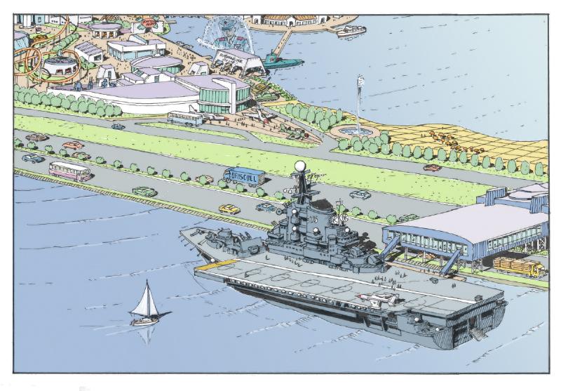 Aircraft Carrier Park