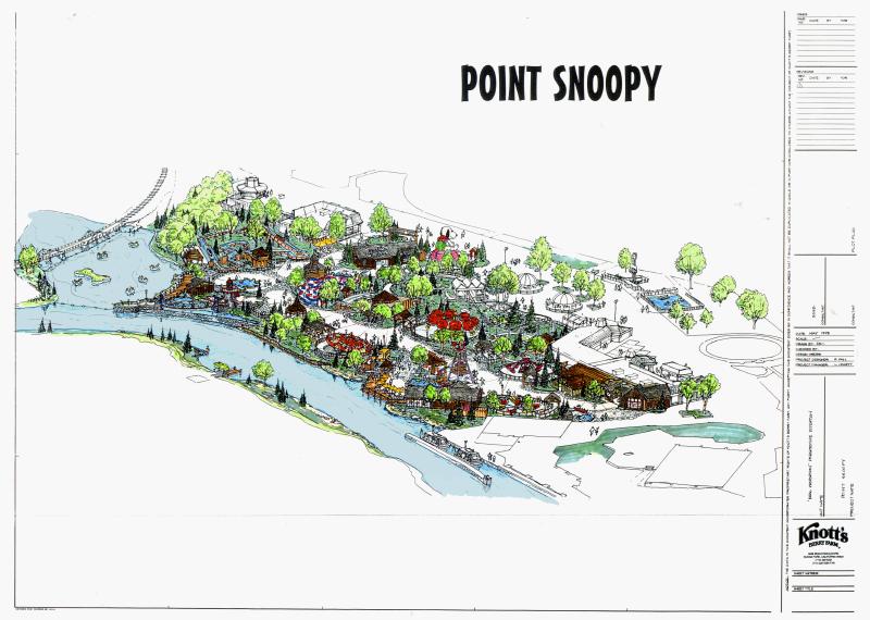 Cedar Fair, Point Snoopy