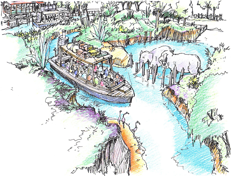 Live animal jungle cruise-Elephants 3465043976[K].JPG