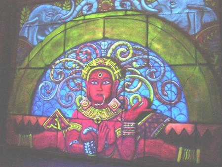 Snake Woman under black light 2402531896[K].JPG