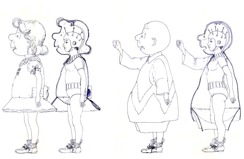 Peanuts walk arounds (early) 3384162588[K].JPG