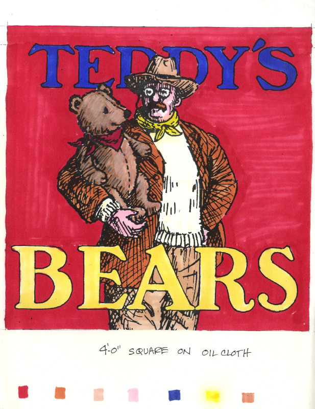Ghost Town Teddy's Bear sign 3369911002[K].JPG