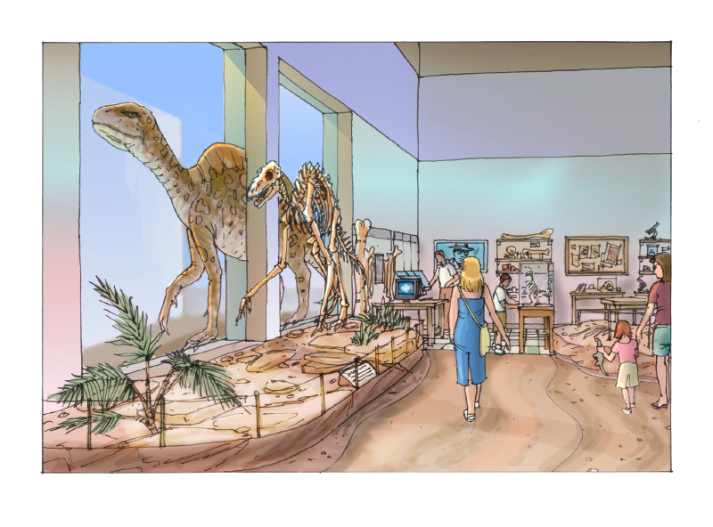 dino exhibit_tenontosaurus 6826087305[K].JPG