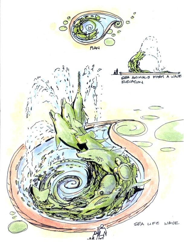 TEDA China fountain concept 02 3527969250[K].JPG