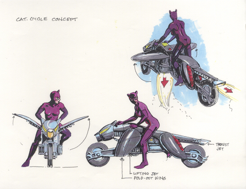 Batman storyboard_Catwoman flying bike 3177989001[K].JPG