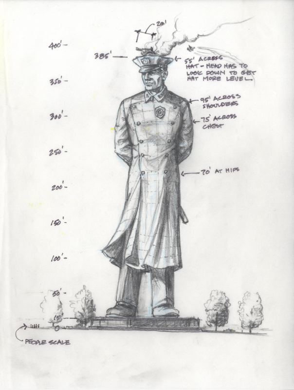 Batman storyboard_plaza statue 3178819518[K].JPG