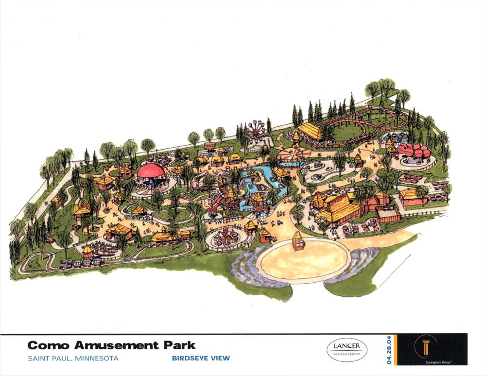 Como Amusement Park