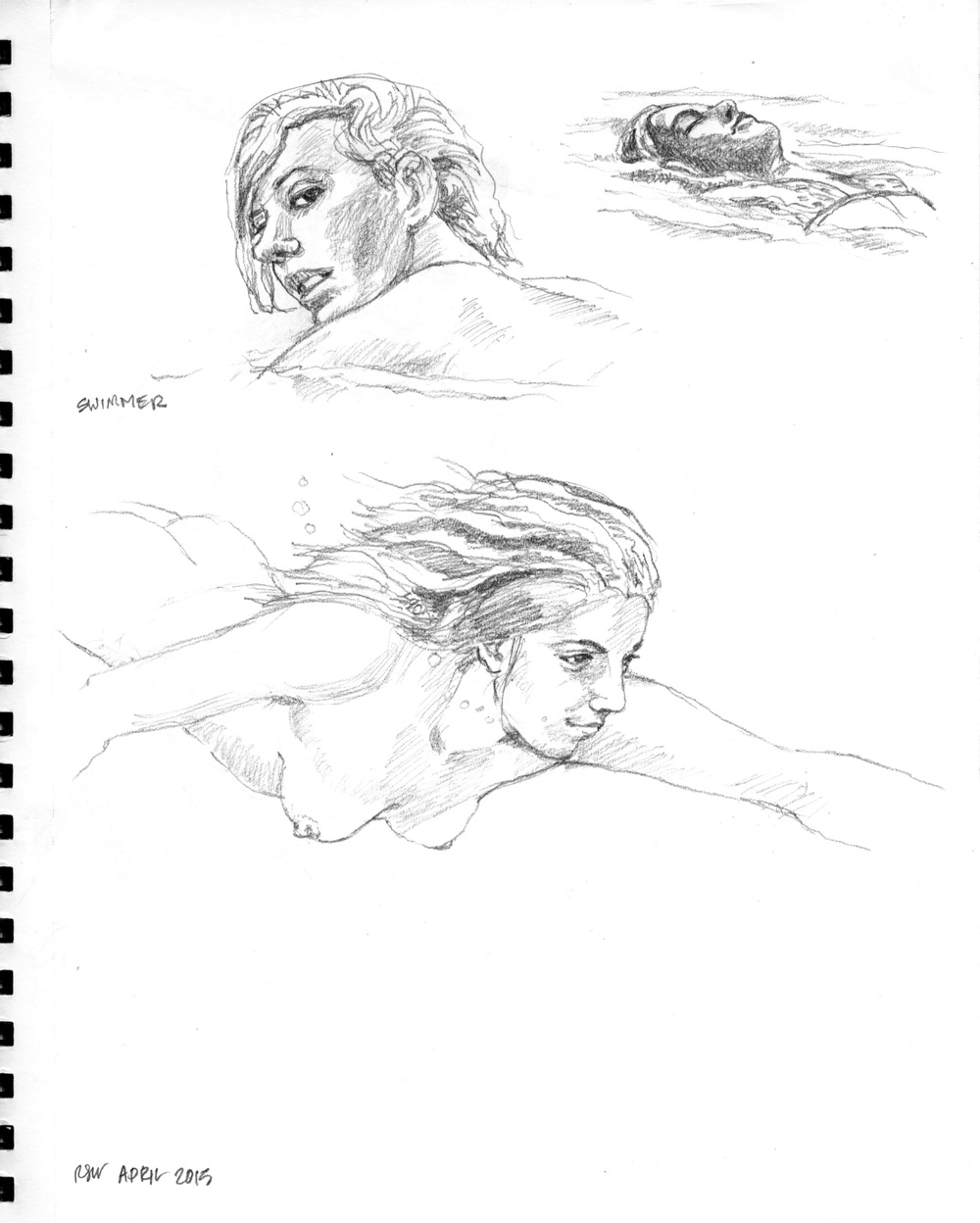 April May 2015 sketches