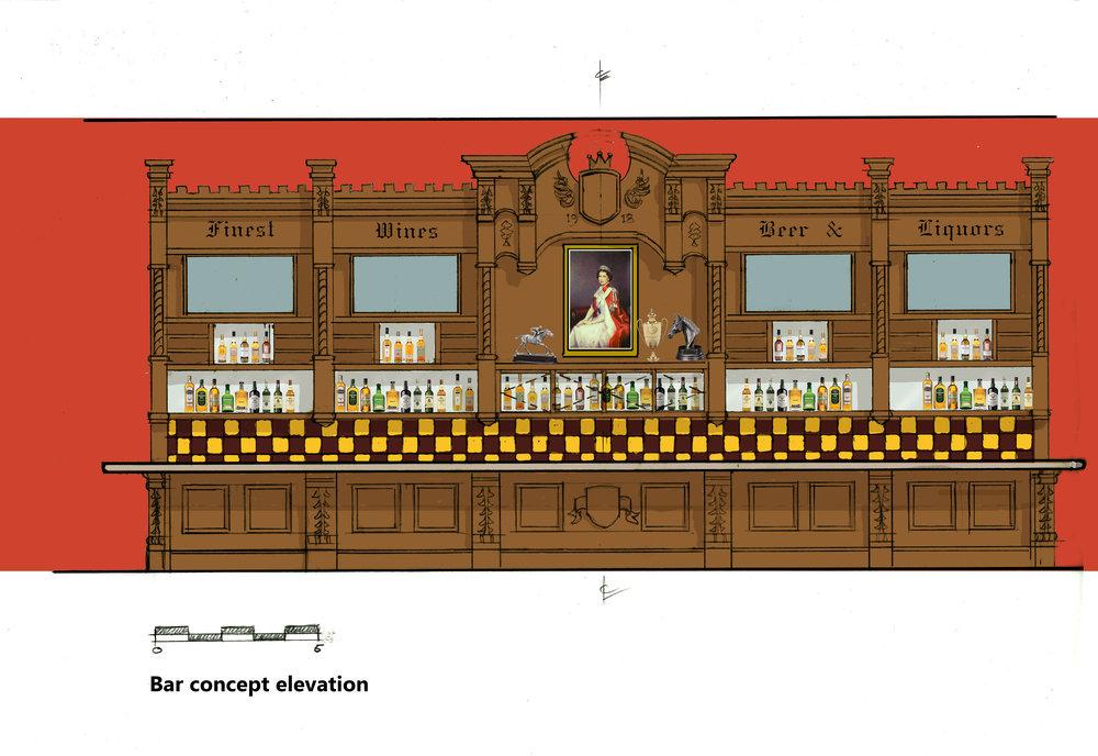 Royal Britannia Restaurant and pub
