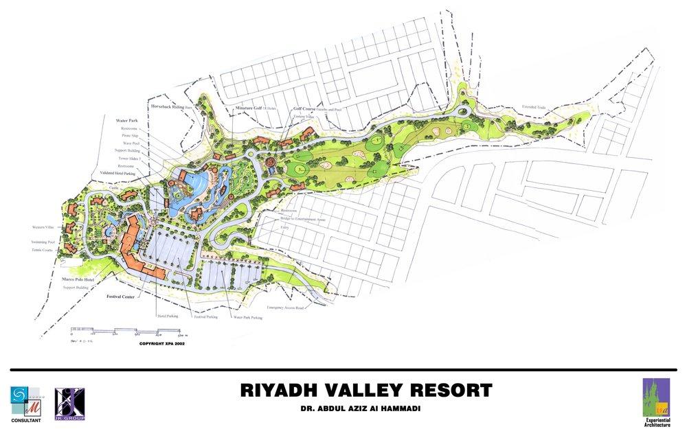 Riyadh Valley Resort