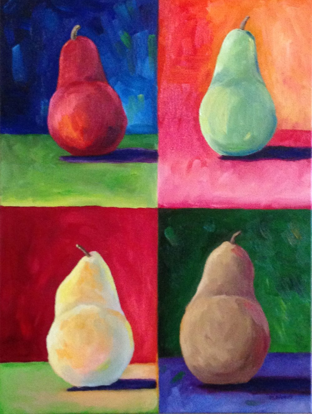 Pears Squared