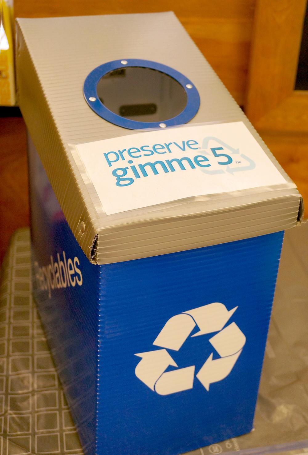 Preserve Recycle Bin