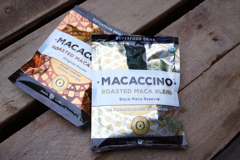 With 10 servings in each bag, a cup of Macaccino is less than $2 at the Co-op!