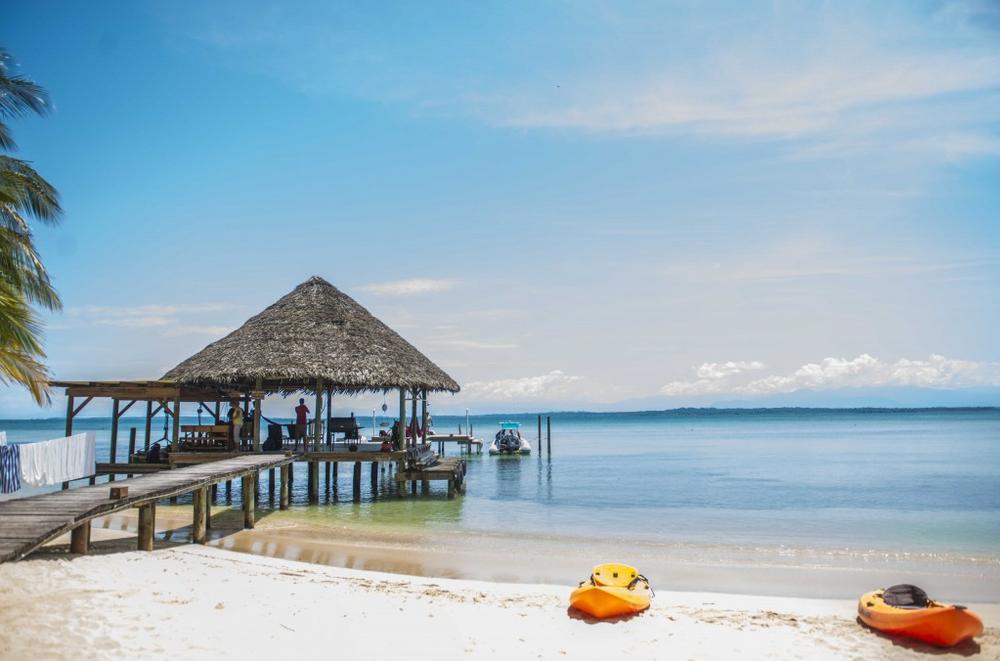 CASA CAYUCO, THE ISLAND OF BASTIMENTOS, BOCAS DEL TORO, PANAMA