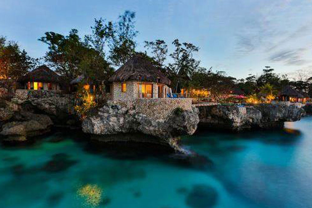 THE ROCKHOUSE HOTEL, NEGRIL, JAMAICA