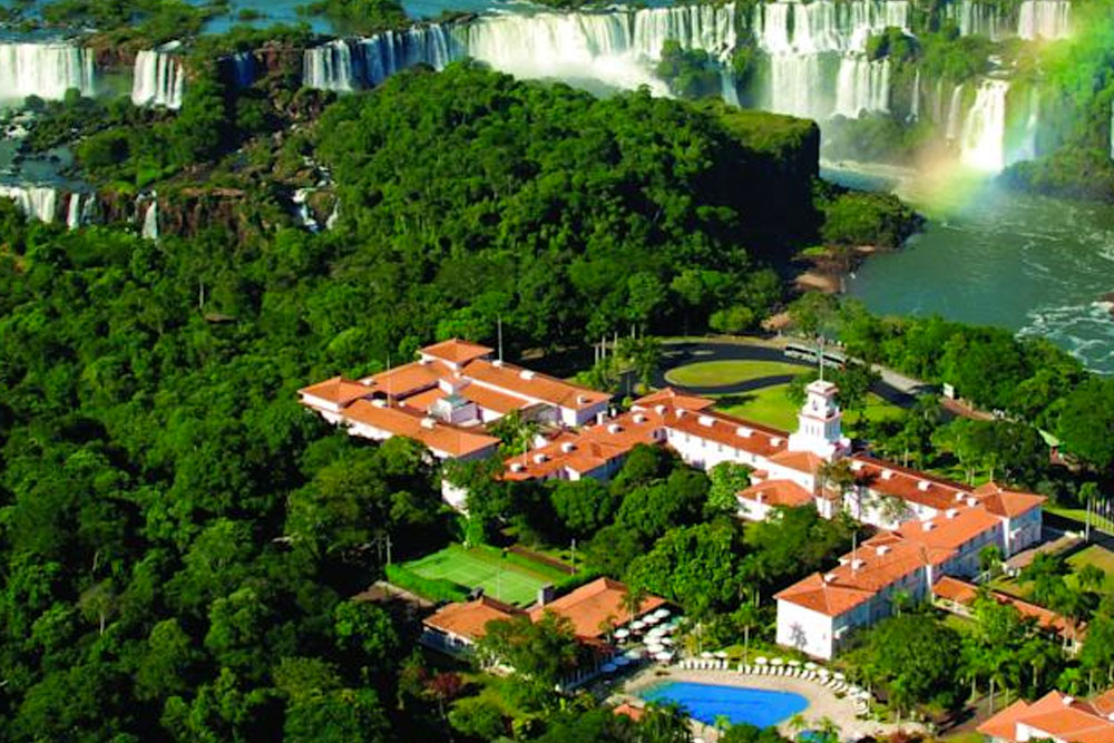 BELMOND HOTEL DAS CATARATAS, IGUASSU NATIONAL PARK, FOZ DO IGUASSU, BRAZIL