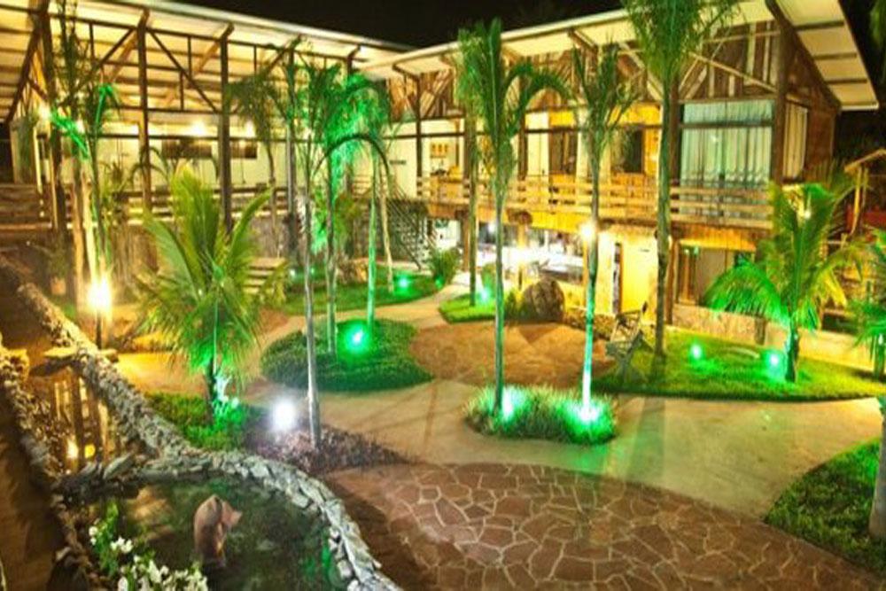 AGUAS DE BONITO, HOTEL POUSADA, BONITO, BRAZIL