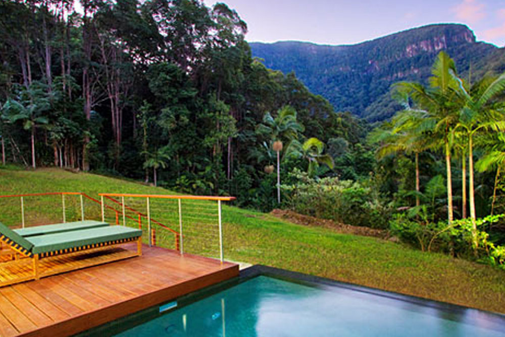 CRYSTAL CREEK RAINFOREST RETREAT, MURWILLUMBAH, AUSTRALIA