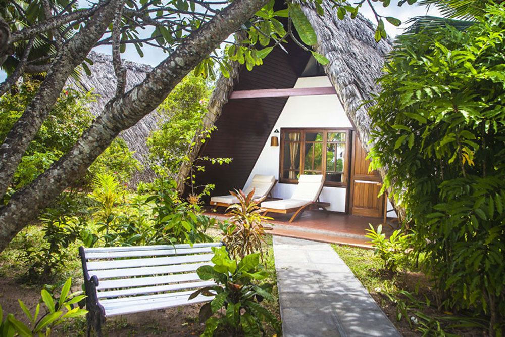 LA DIGUE ISLAND LODGE, SEYCHELLES