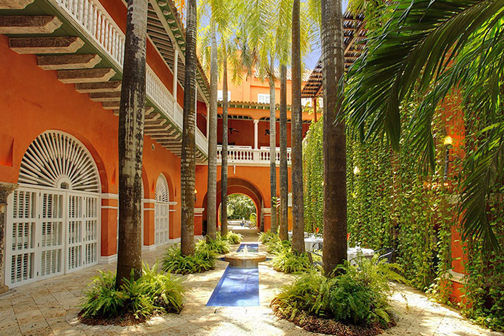 CASA PESTAGUA HOTEL BOUTIQUE SPA, CARTAGENA, COLOMBIA