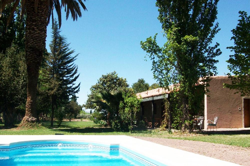POSADA CAVIERES WINE FARM, MENDOZA, ARGENTINA