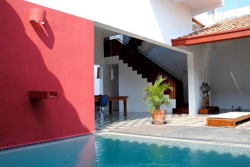 LOS PATIOS HOTEL, GRANADA, NICARAGUA