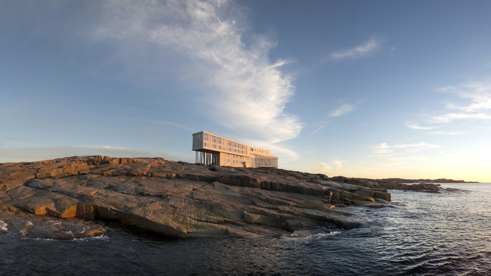 Image property of Fogo Island Inn
