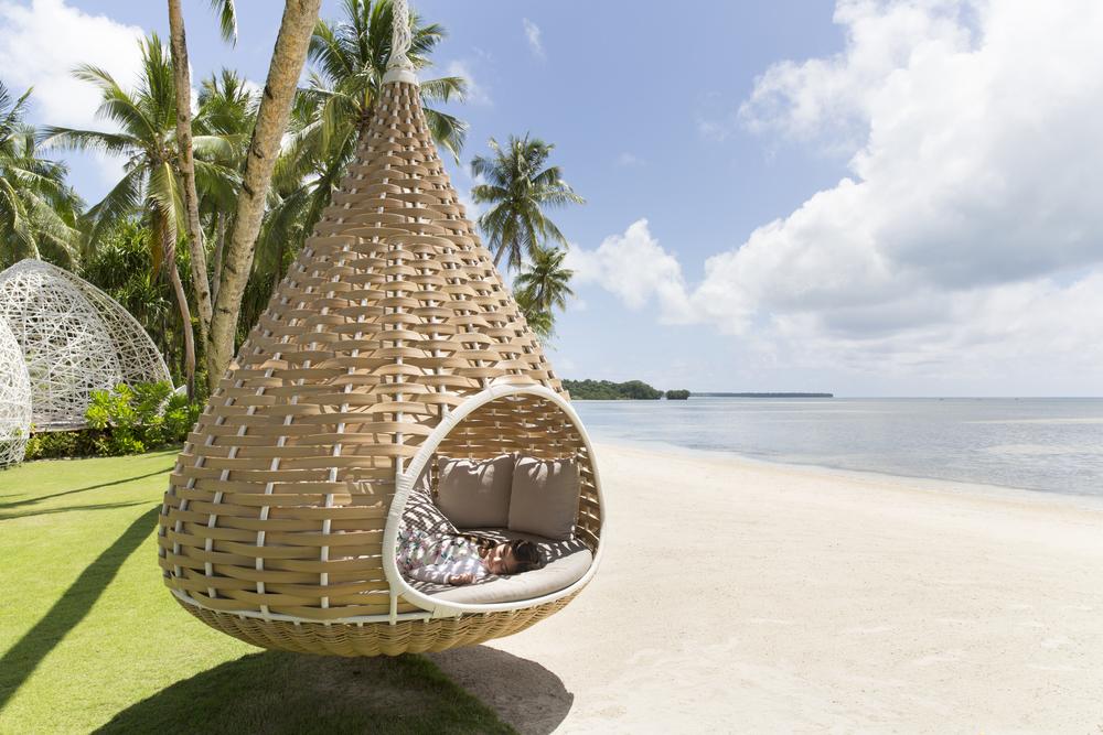 Image property of Dedon Island